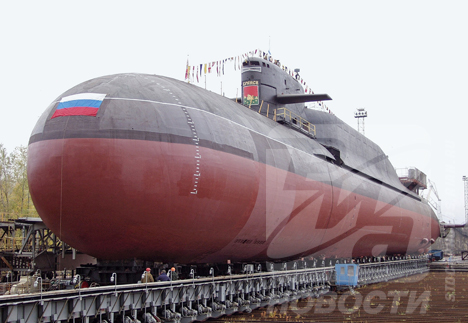 Russian Navy modernized